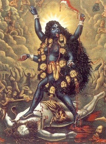 Nirriti, Deity for Mula